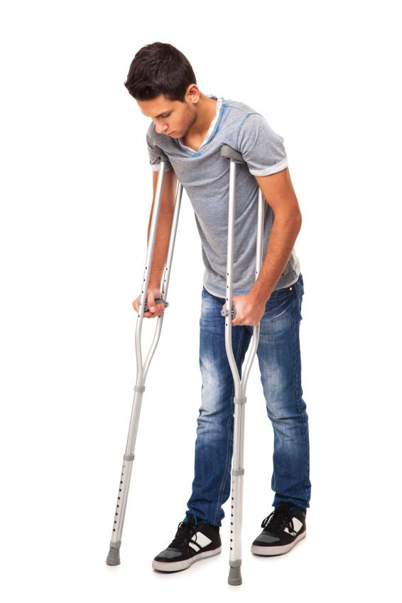 毎日松葉杖を使っても手が痛くならない【 3つの方法 】