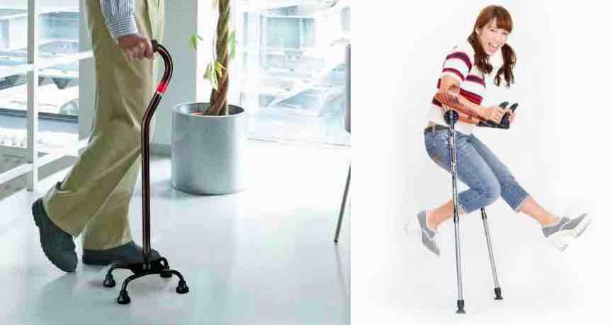 杖の重さ比較